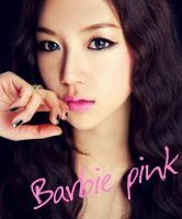 barbie pink by leehaneul