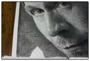 Gary Oldman drawing wip(4) by sharppower