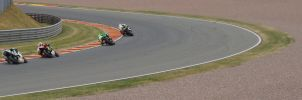 MotoGP Sachsenring 2010 - 4 by WickedOne6666