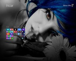 Windows 8 Pro by marcosfifitcent