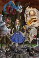 Wake up Alice: Heads Will Roll by Hasaniwalker