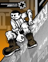 SKINHEADS by 895graphics