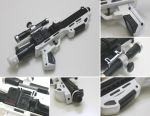 Stormtrooper First Order Blaster by Sephiroths-Shadow