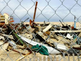 Pile of Rubble by livdrummer