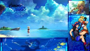 Chrono Cross Streaming Layout by Ed-Productions