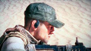 Sand in his Eyes (Spec Ops: The Line) by mattboggs