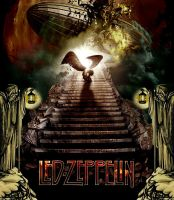 Led Zeppelin by bloodyhatter