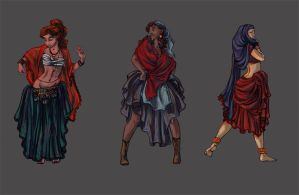 Gypsy Concepts by Monaku