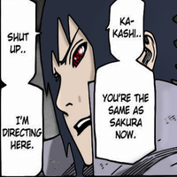 Naruto Manga 678 Sasuke Colored 22 hours ago in Pages & Panels