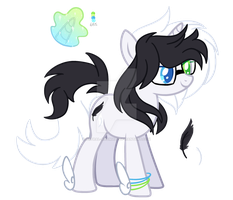 2017 Ponysona Peaceful Quill by Astral-Anomaly