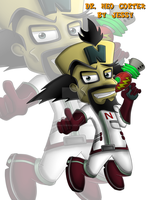 Artwork Dr. Neo Cortex by omegacybersilver