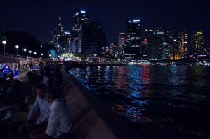 Saturday Night, 4  Sydney by elaporterPhoto