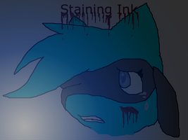 Staining Ink Cover by dyspepsias
