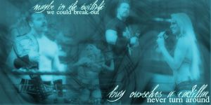 Sheamus and Maryse Banner 7 by verusImmortalis