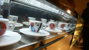 illy tea cups by PurpleCoins