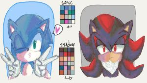 shads sonic by SpongBoB4EVER