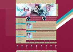 anime. reach. by DesignPot