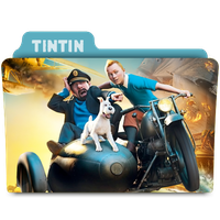 Tintin folder by janosch500