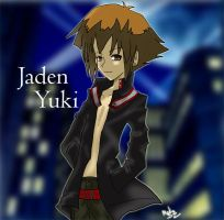 YGO GX Jaden Yuki :D by The-Biscuit-Roku