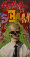 Capitalism Scam by jois85