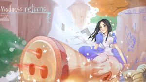 Alice madness returns by xBLUESANGx