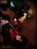 Revenge - Alois and Ciel by cloudsofsand