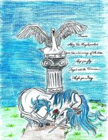 Rest in Peace my Sister by AmayasFantasy