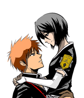 ichiruki 5 by juststopson