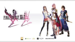 FF XIII-2 Wallpaper HD - C by B4H