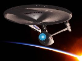 Al3D's Enterprise by davemetlesits