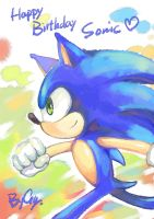 HB TO SONIC by satans-s