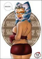 SW.My favorite Padawan by HD-2