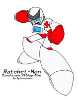 Ratchet-Man by Scream01