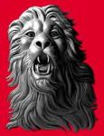lion king by VALIDD