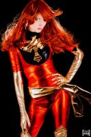 JEAN GREY - DARK PHOENIX by CoolADN