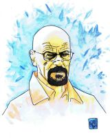 Walter White by ADAMshoots