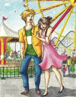 A Day at the Carnival by Noidatron