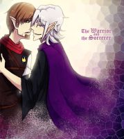 The Warrior and the Sorcerer by NarumyNatsue