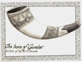 Horn of Gondor by Simanion