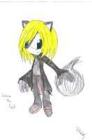 Lucius The Cat by TitanKitty