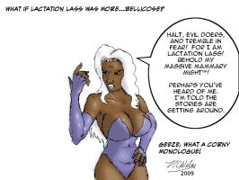Lactation Lass - Bellicose by Afrodisium