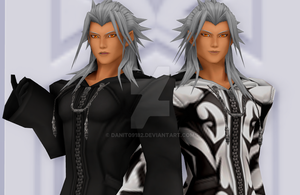 New Xemnas Download!!!! by danit09182