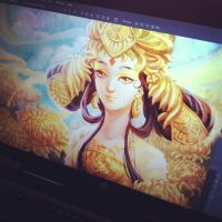 preview for Chrysanthemum by yangtianli