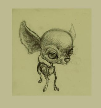 Bosley the Chihuahua by cre8anim8