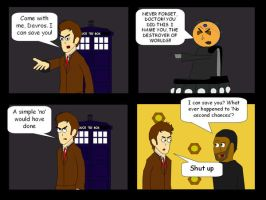 DW Comic: I Can Save You by No1-Dan