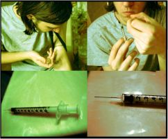 Heroin Addiction Statistic by BrotherinSpirit