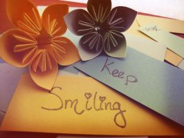 Keep Smiling Darlin' by EugenieA