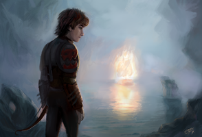 Hiccup by DreamyArtistRoxy3
