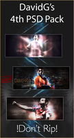 DavidG's 4th PSD Pack by Heckenterrorist