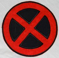 X-Men Iron On Patch by quiltoni